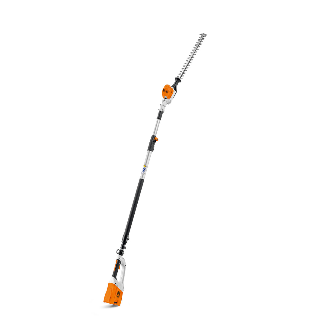HLA 85 Long-reach Cordless Hedge Trimmer