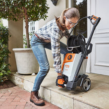 Load image into Gallery viewer, RE 130 Plus Pressure Washer + FREE RA 82 Surface Cleaner