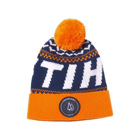CHAINSAWS Bobble Hat