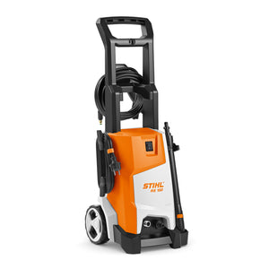 RE 100 Compact Pressure Washer + FREE RA 82 Surface Cleaner