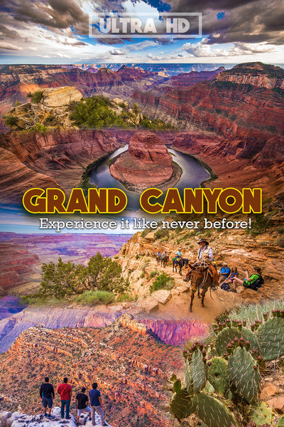 Grand Canyon Ultra HD