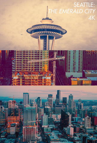 Seattle: The Emerald City 4K