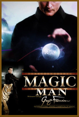 Magic Man VOD