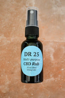 DR 25 Rub (1 Rub) Unscented