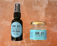 DR 25 Grandma's Special #2 (1 DR 25 Rub and 1 DR 25 Salve)