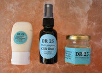 Grandma's Special #3 (1 DR 25 Rub, 1 DR 25 Lotion, 1 DR 25 Salve)