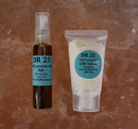 DR 25 Travel Set