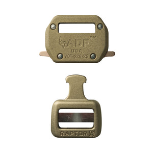 "RAPTOR™  1.0"" LONG EAR BUCKLE"