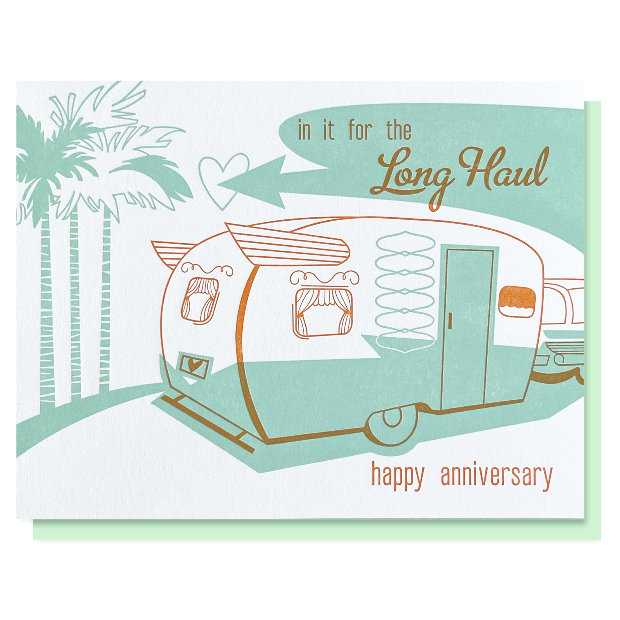 Long Haul Card