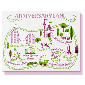 Anniversaryland Card
