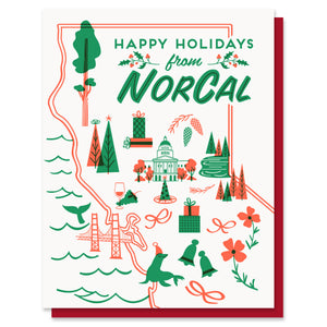 Happy Holidays from NorCal Card