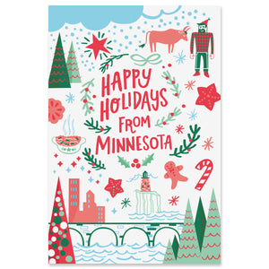 Minnesota Postcard Set - SALE