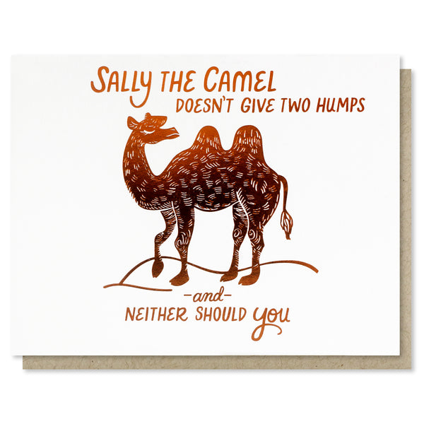 Sally the Camel Card