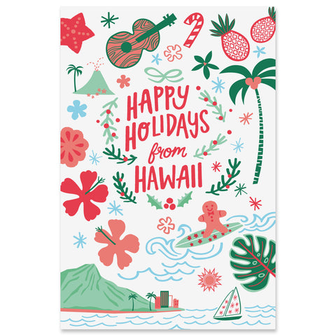 Hawaii Postcard Set - SALE