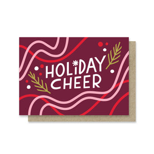 Holiday Cheer Mini Card