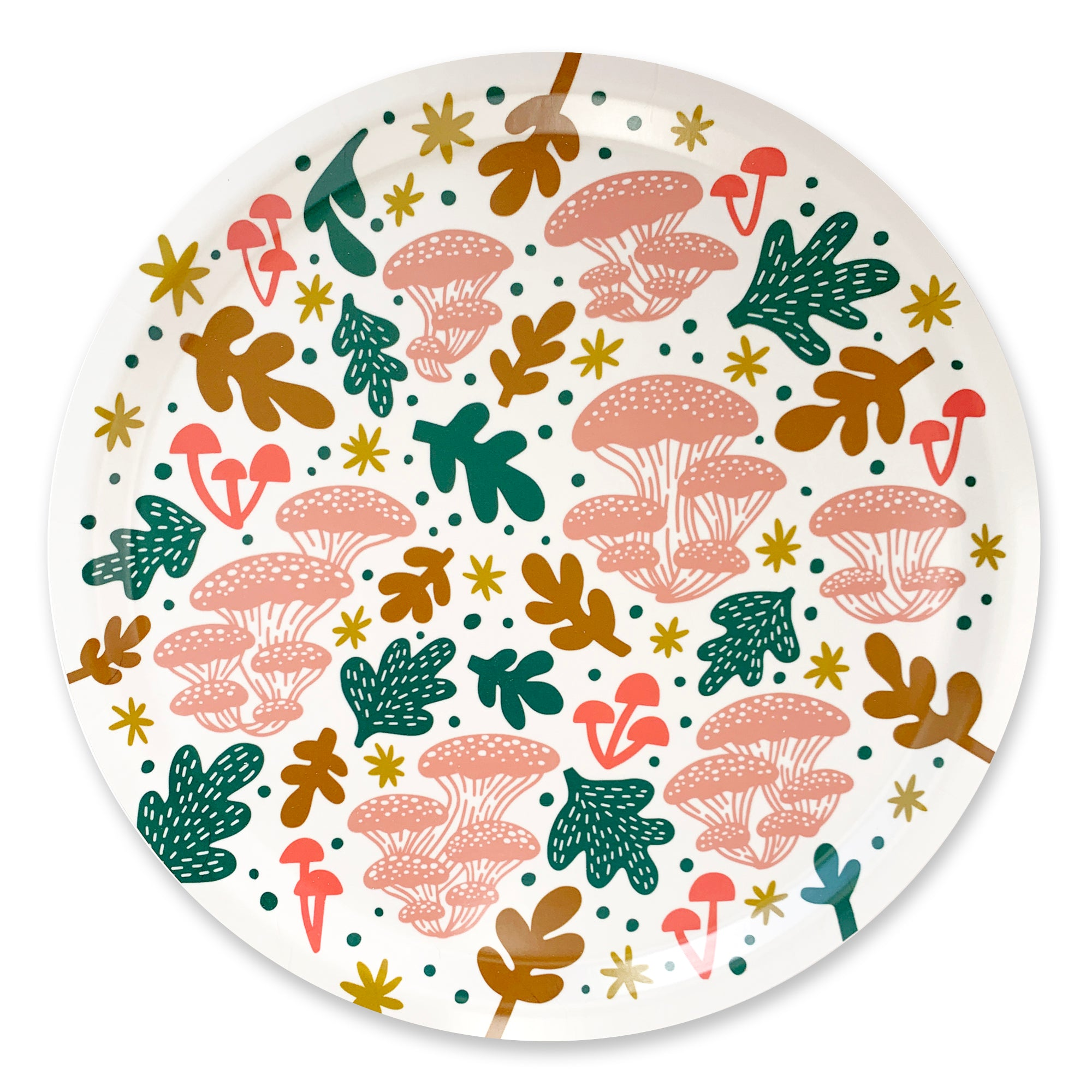 Woodland Wonders Round Birch Tray