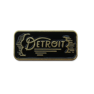 Detroit Lapel Pin - SALE