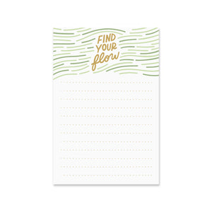Find Your Flow Notepad