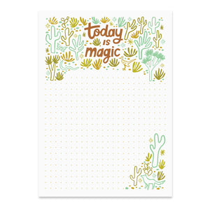 Today is Magic Notepad