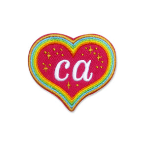 California Magic Iron-on Patch - SALE