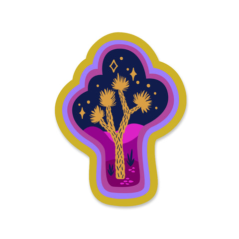Joshua Tree Magic Sticker