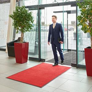 Single Colour Entrance Mats