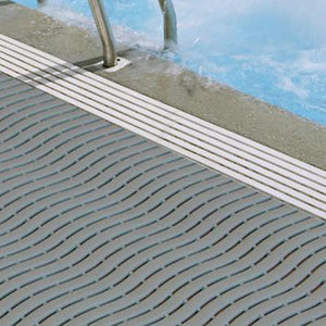 Poolside Safety Mats