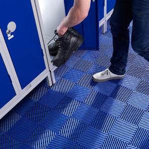 Tiled Safety Mats