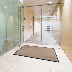 office entrance mat