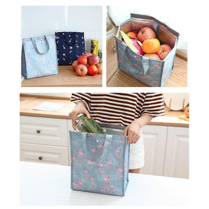 Portable Waterproof Lunch Box Bag - Shop to Stop Plastic