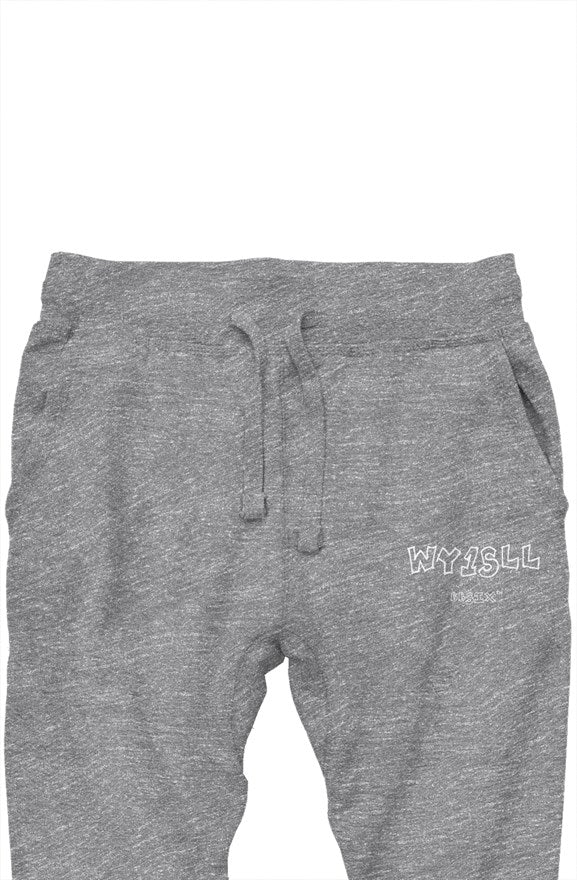 WY1SLL Light Grey Joggers