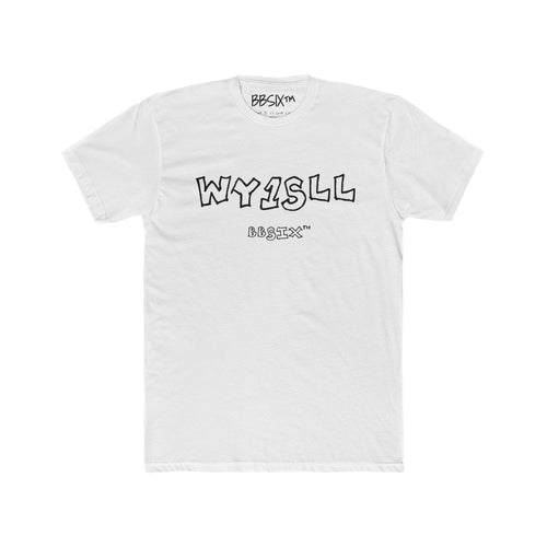 WY1SLL T-Shirt (Black Lettering)