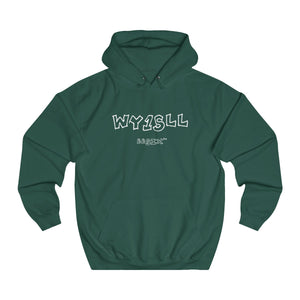 WY1SLL Hoodie (White Lettering)