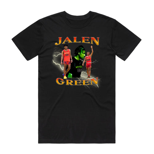 Jalen Green Graphic Tee