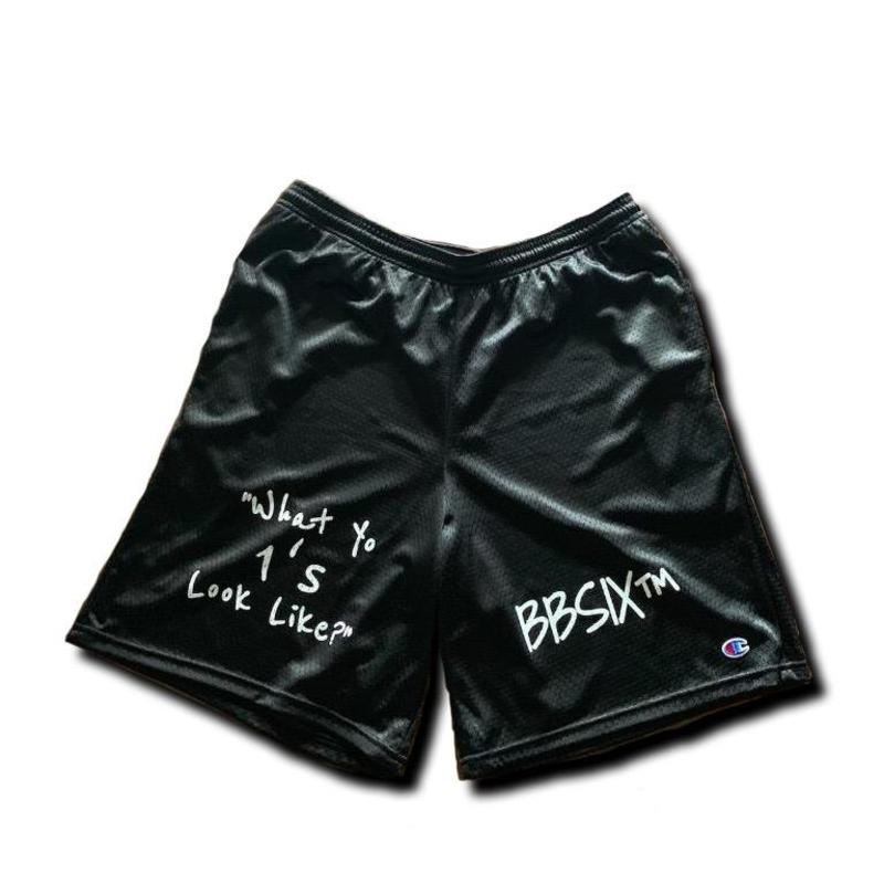 What Yo Ones Look Like Shorts