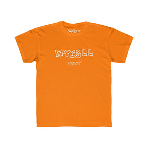 Kids WY1SLL T-Shirt (White Lettering)