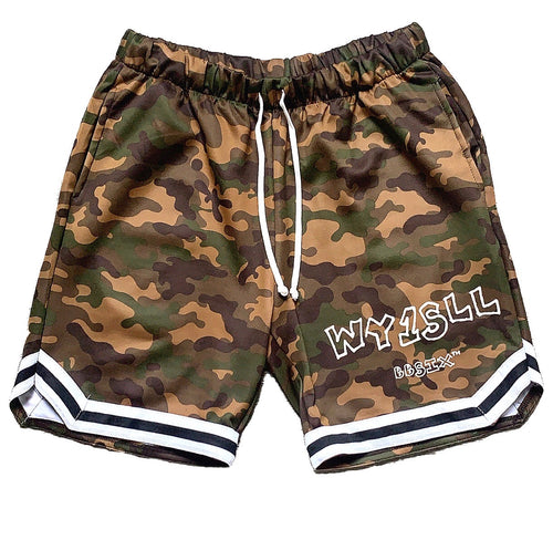 Camouflage WY1SLL Shorts