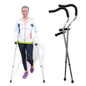 USED - LifeCrutch Pair