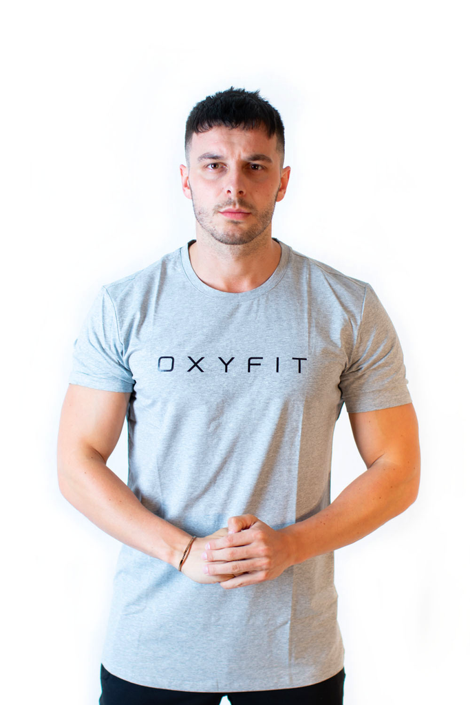Oxyfit Mens Icon T-Shirt - Text Logo