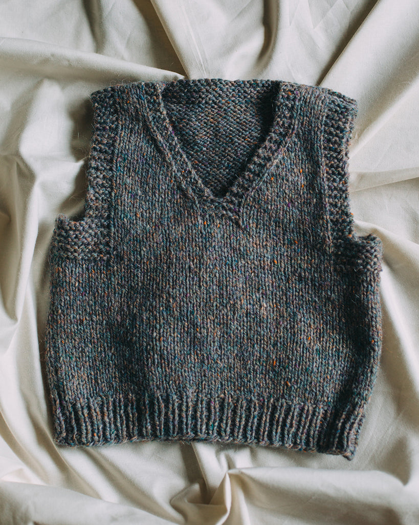 Simple Pie Vest Child Size
