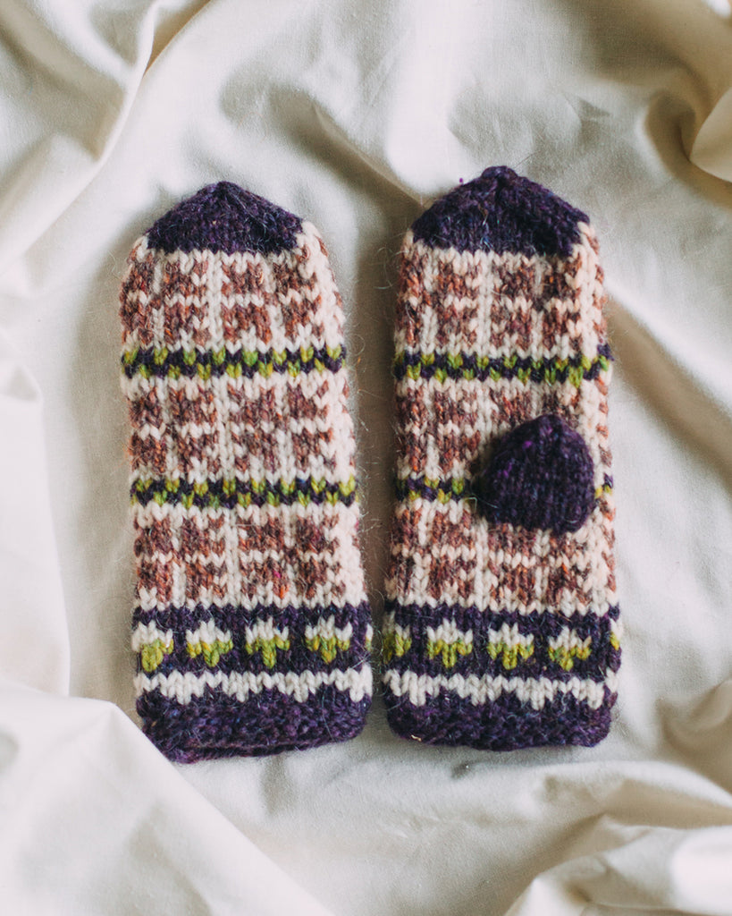 Baltic Mittens Child Size