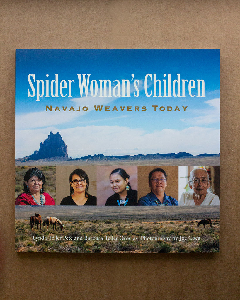 Spider Woman's Children: Navajo Weavers Today