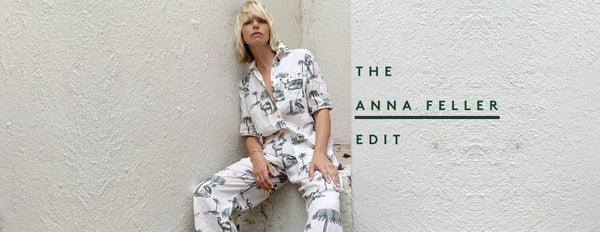THE ANNA FELLER EDIT