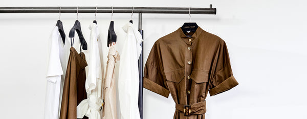 FASHION REVOLUTION | Building a sustainable wardrobe