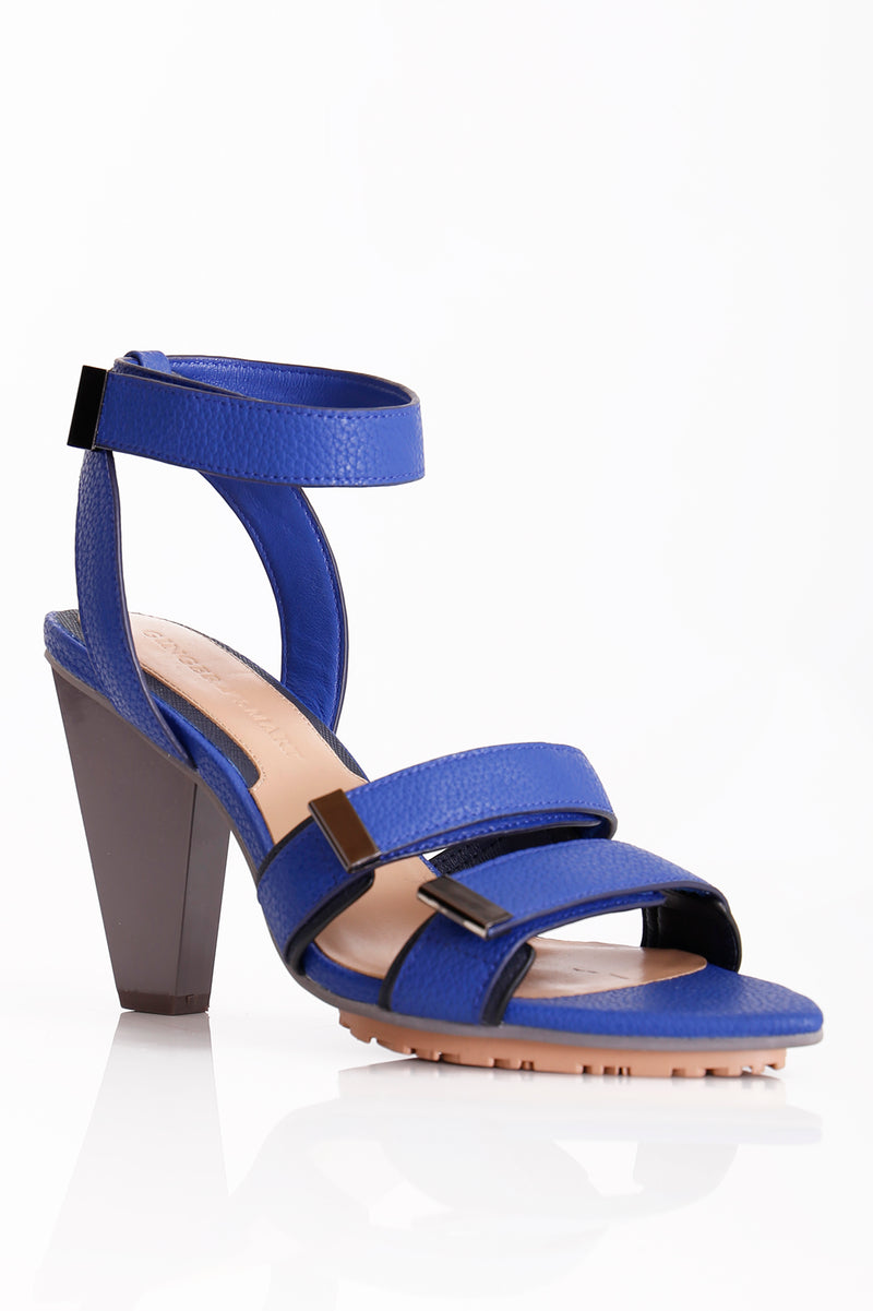 Abstraction High Heel Sandal