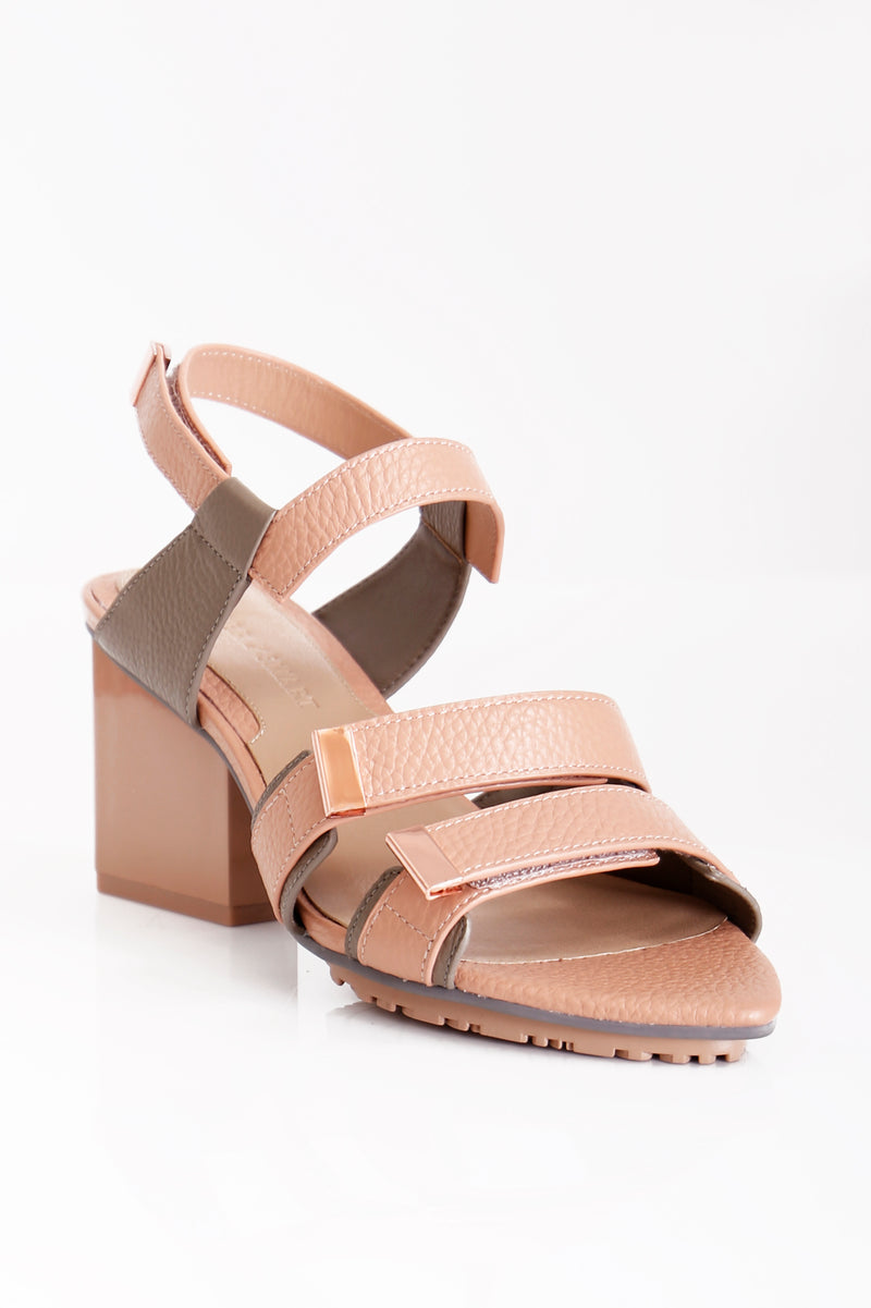 Alliance Mid Heel Sandal