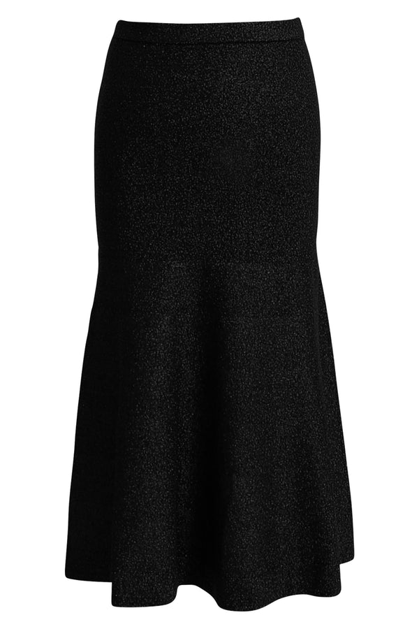 2623cfc2ab Allude Metallic Knit Skirt Ginger and Smart allude metallic knit skirt. On  sale