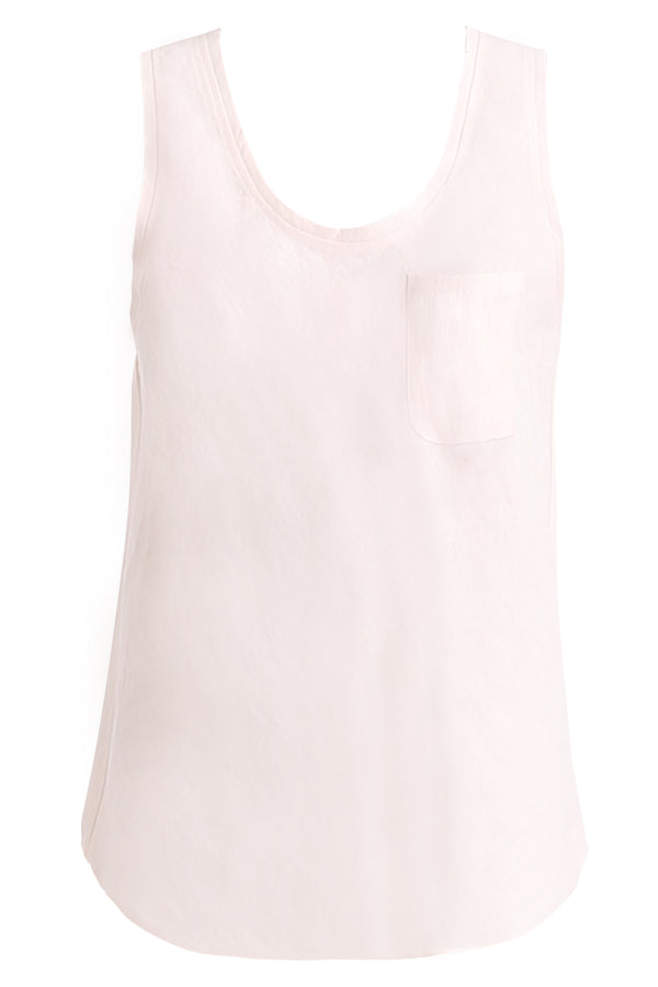 GINGER AND SMART AMOUR LINEN SUMMER TANK