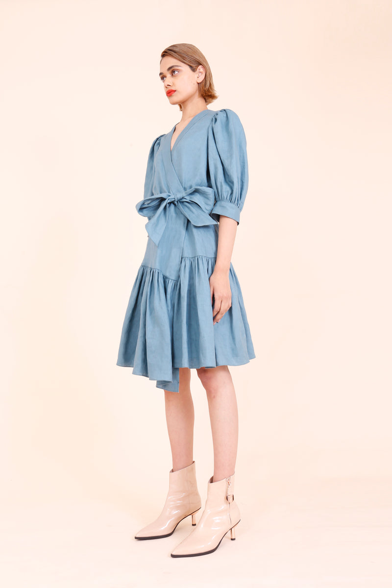 Ginger_and_smart_Serenity wrap dress