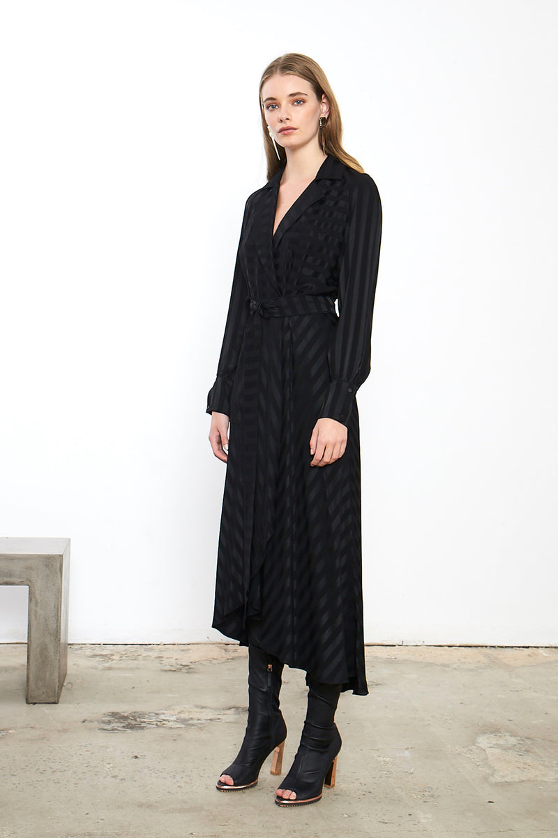 Nemesis Wrap Dress